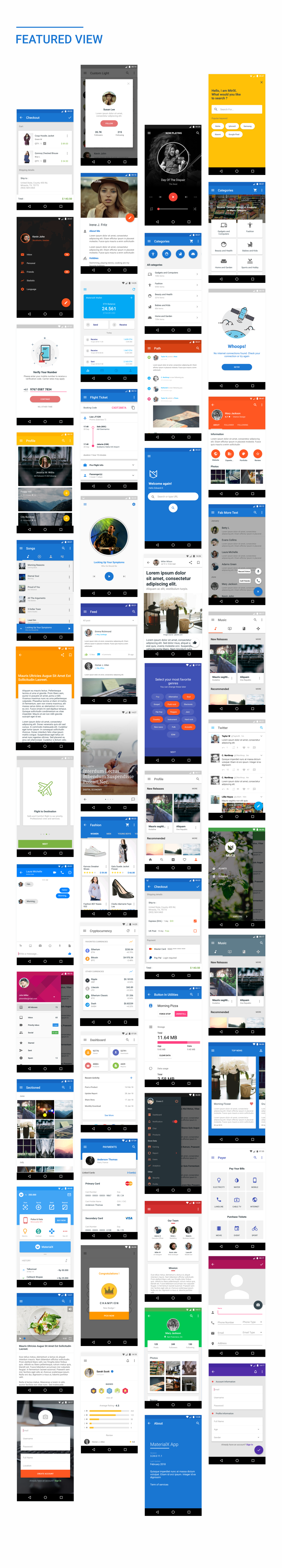 MaterialX - Android Material Design UI Components 2.4 - 33