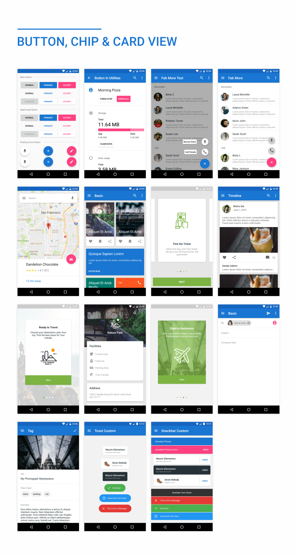 MaterialX - Android Material Design UI Components 2.4 - 35