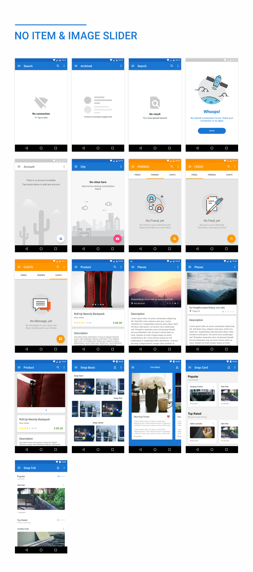 MaterialX - Android Material Design UI Components 2.4 - 42