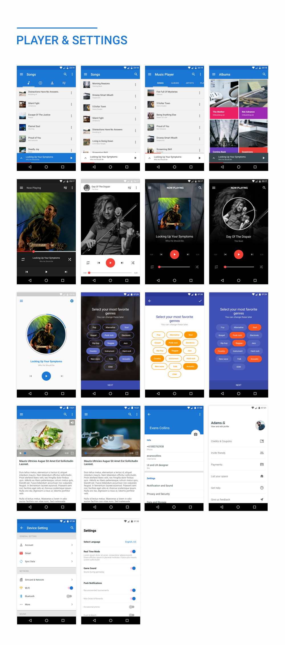 MaterialX - Android Material Design UI Components 2.4 - 43