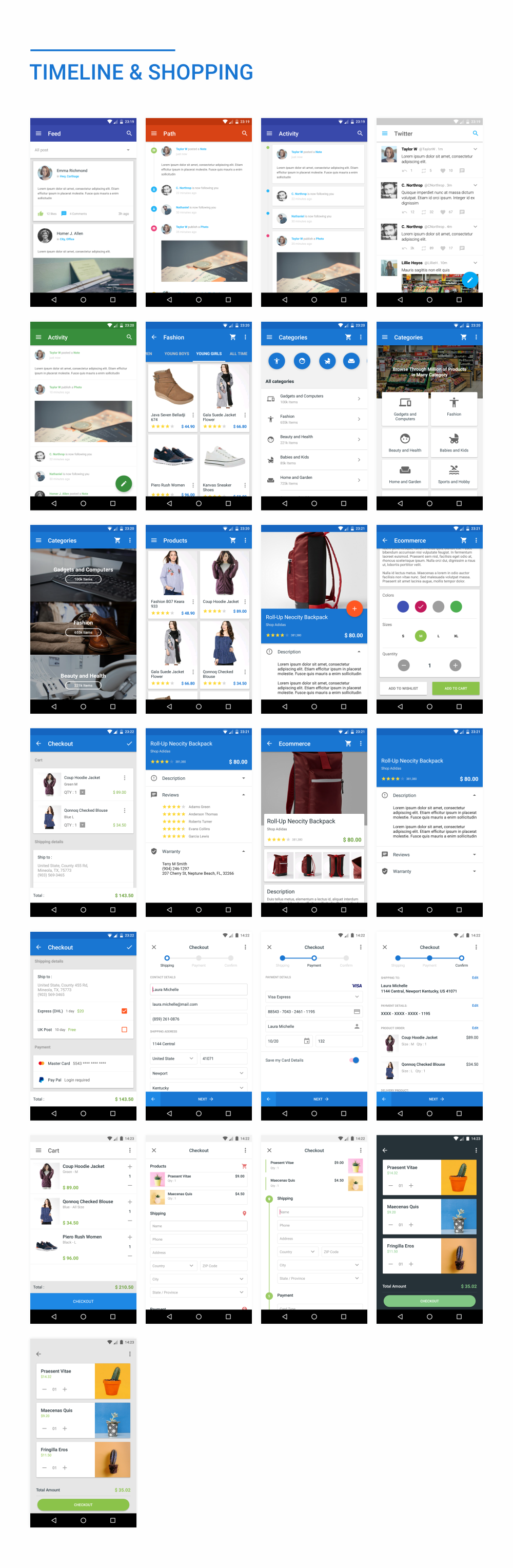 MaterialX - Android Material Design UI Components 2.4 - 44