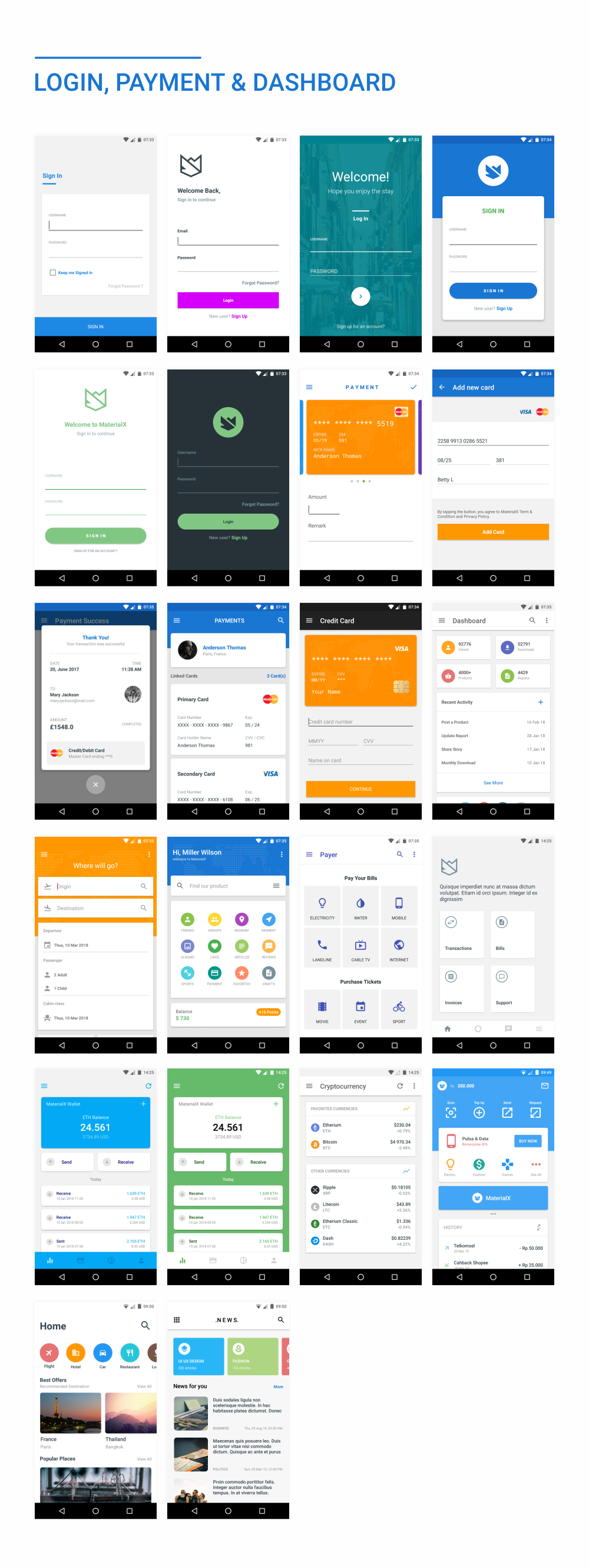 MaterialX - Android Material Design UI Components 2.4 - 46