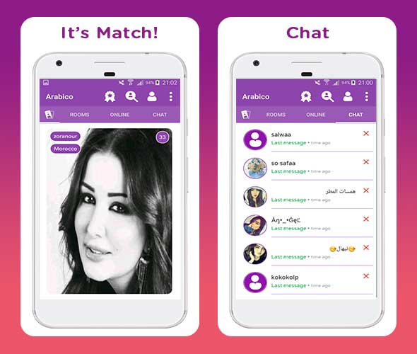Arabico - Dating & Chat Group with In-app Purchase - 3