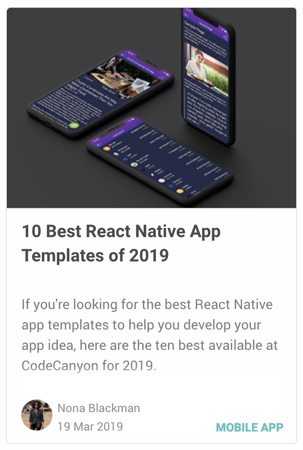 BeoNews Pro - React Native mobile app for WordPress - 11