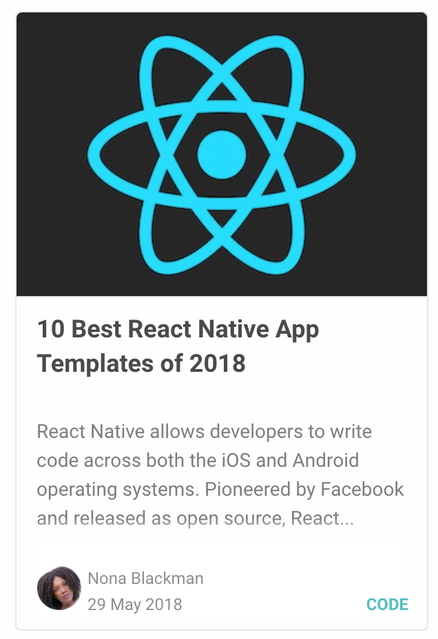 MStore Pro - Complete React Native template for e-commerce - 22