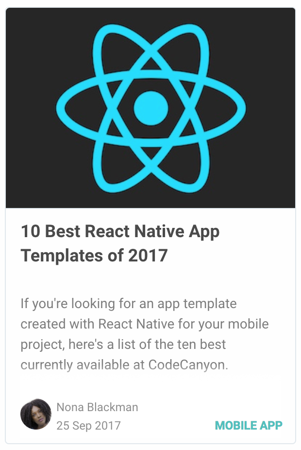 BeoNews Pro - React Native mobile app for WordPress - 16