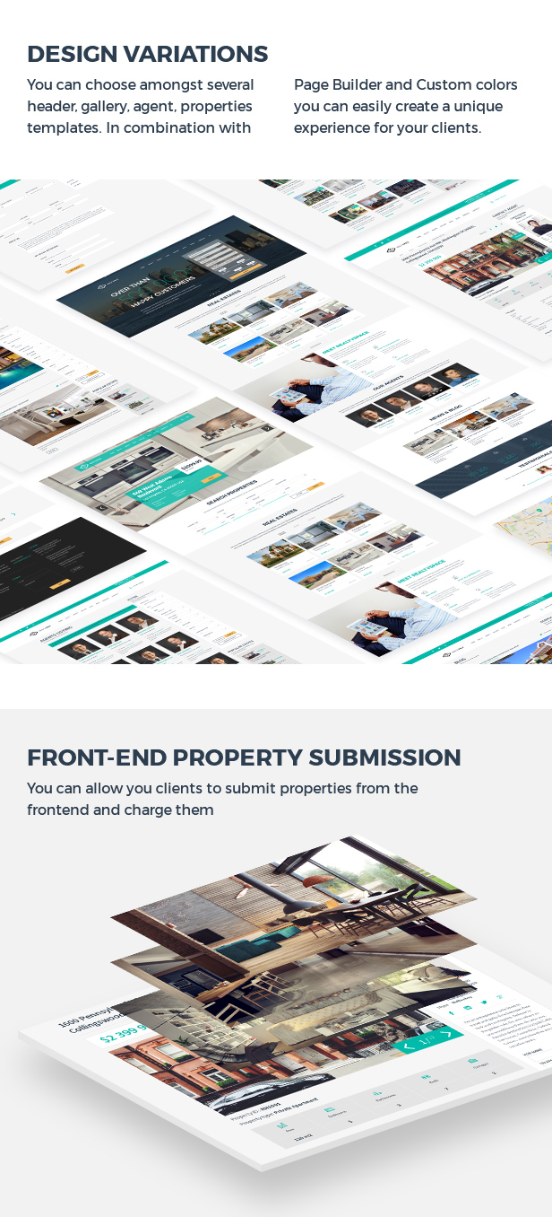 Realtyspace - Real estate WordPress Theme - 15