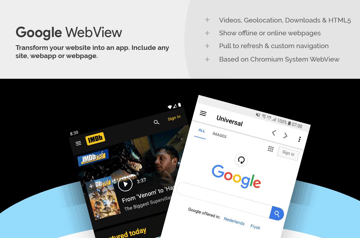 Universal - Full Multi-Purpose Android App - 4