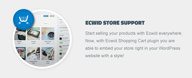 Ecwid Store Support