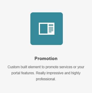 Promotion Element