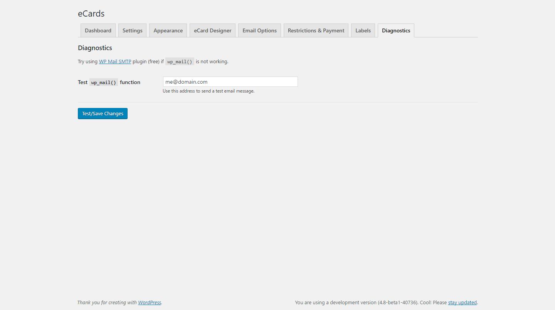 WordPress eCards - 8