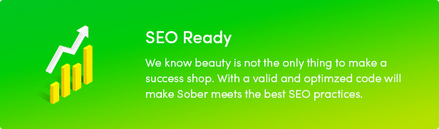 Sober WordPress theme SEO ready