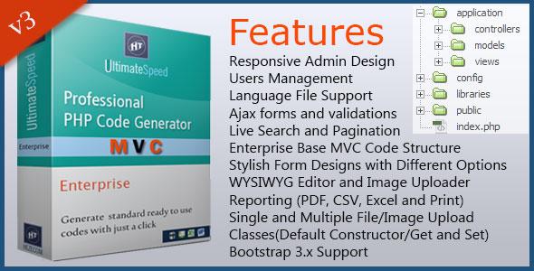 Hezecom UltimateSpeed PHP Code Generator Ultimate - 7