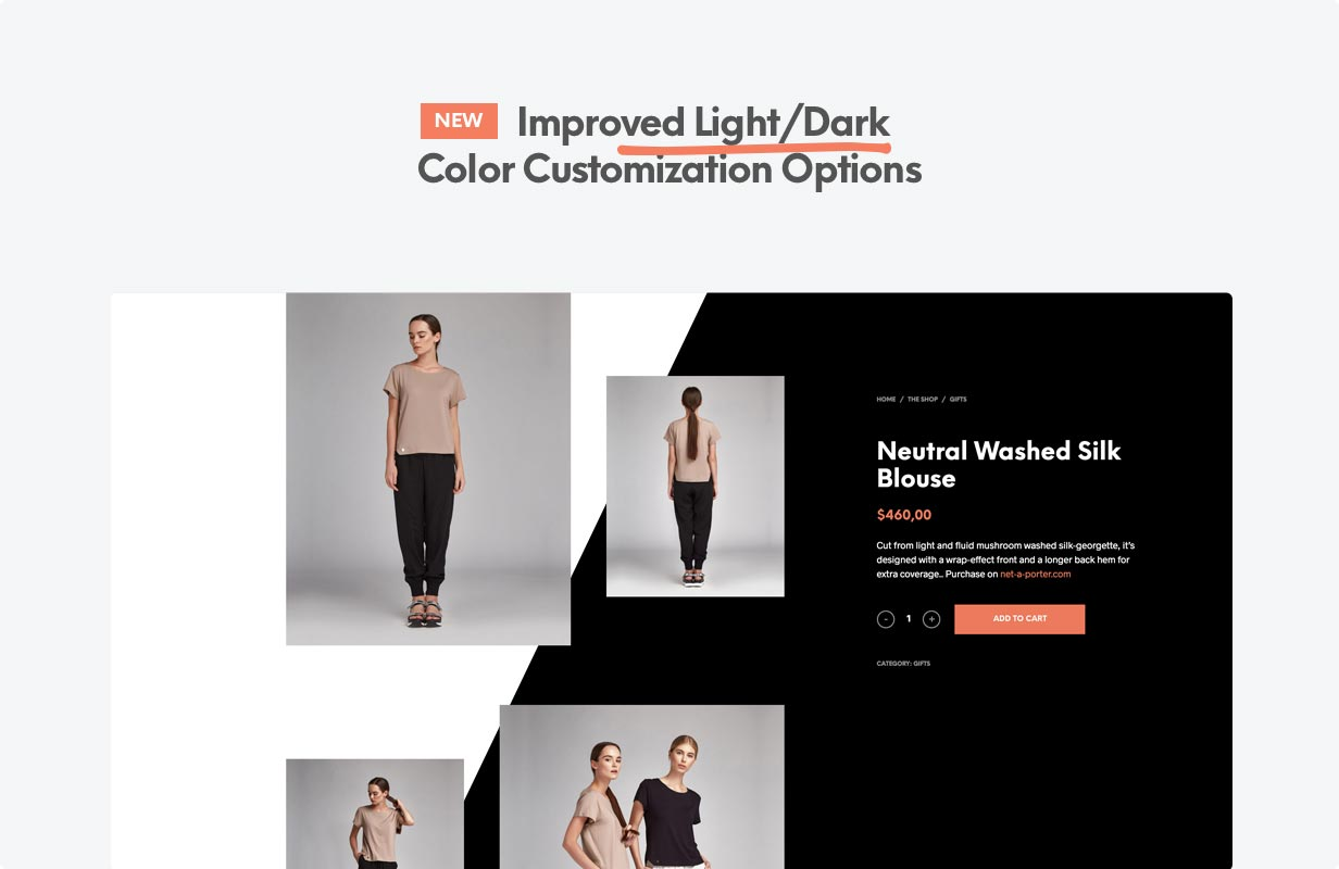 Shopkeeper - eCommerce WP Theme for WooCommerce - 7