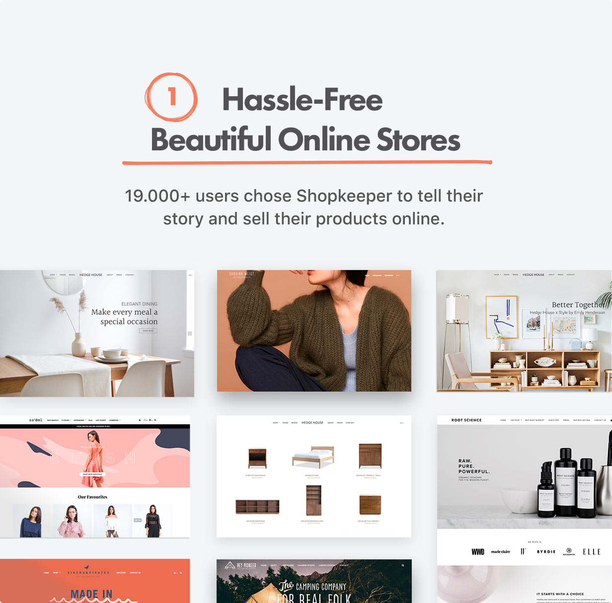 Shopkeeper - eCommerce WP Theme for WooCommerce - 10
