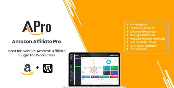 Photo of Get AAPro – Amazon Affiliate Pro WordPress Plugin Download