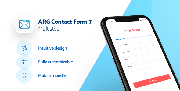 Photo of Get ARG Contact Form 7 Multi Step Download