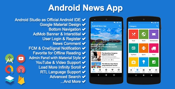Photo of Get Android News App Download