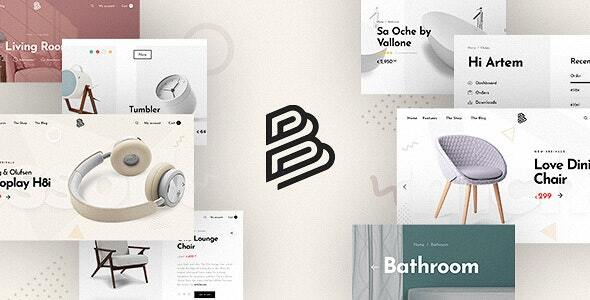 Photo of Get Barberry – Modern Shopify Theme Download