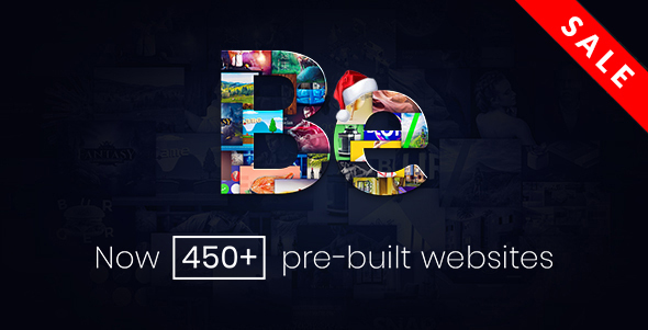 Photo of Get BeTheme – HTML Responsive Multi-Purpose Template Download