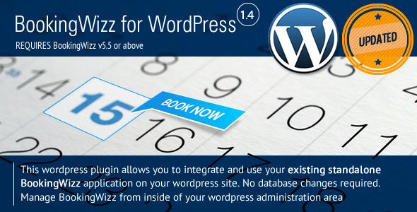 Photo of Get BookingWizz for Wordpress Download