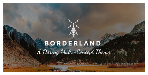 Photo of Get Borderland – Multipurpose Vintage Theme Download