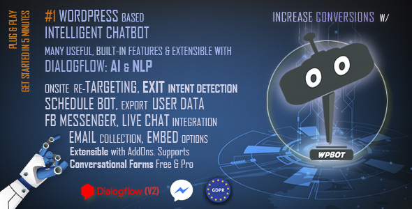 Photo of Get ChatBot for WordPress Download
