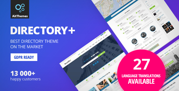 Photo of Get Directory WordPress Theme Download
