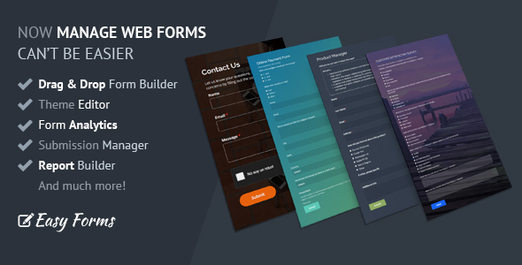 Photo of Get Easy Forms: Advanced Form Builder and Manager Download