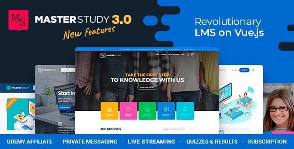 Photo of Get Education WordPress Theme – Masterstudy Download