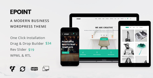 Photo of Get Epoint | Multipurpose WordPress Theme Download