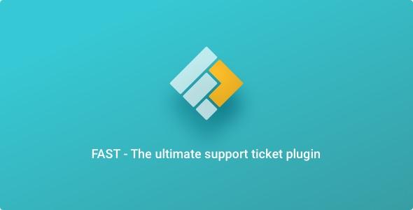 Photo of Get FAST – WordPress Support Ticket Plugin Download