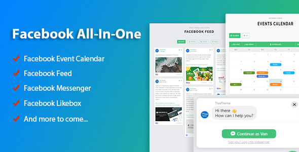 Photo of Get Facebook All-In-One For WordPress Download