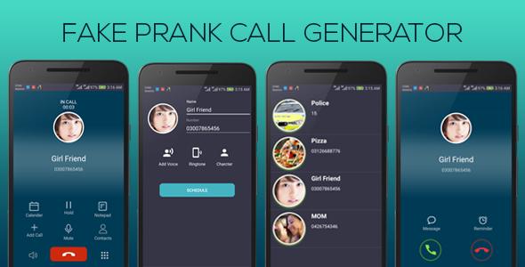 Fake Call - Latest Oreo Code