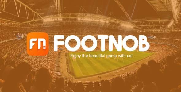 Photo of Get FootNob- Soccer Live Score, Fixtures, Stats App Download