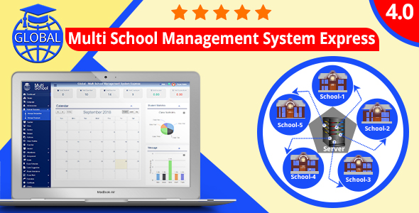 Photo of Get Global – Multi School Management System Express Download