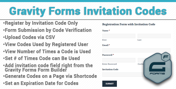 Photo of Get Gravity Forms Invitation Codes Download