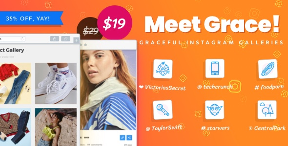 Photo of Get Instagram Feed Gallery — WordPress Instagram Plugin Download