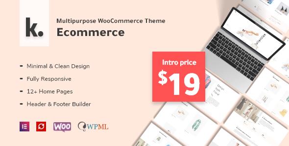 Photo of Get Karton   Multipurpose WooCommerce Theme Download
