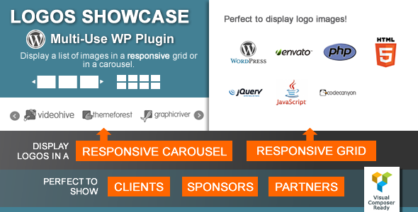 Photo of Get Logos Showcase – Multi-Use Responsive WP Plugin Download