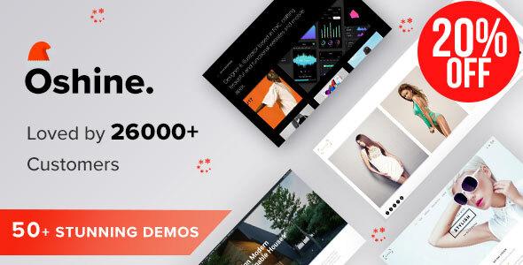 Photo of Get Oshine – Multipurpose Creative WordPress Theme Download