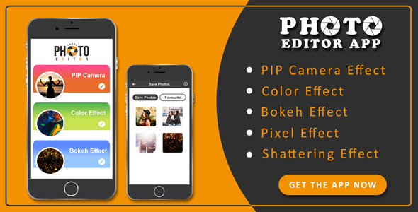 Photo of Get Photo editor app source code Download