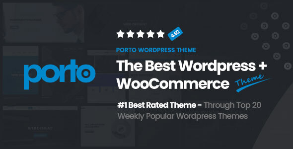 Photo of Get Porto | Multipurpose & WooCommerce Theme Download