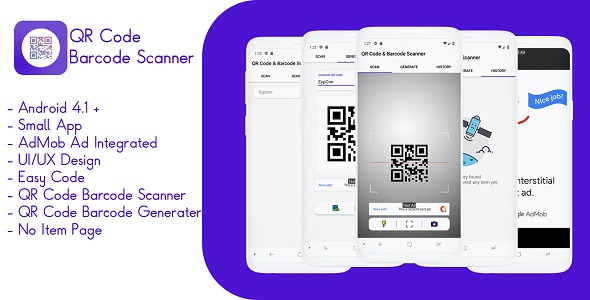 Photo of Get QR Code And Barcode Scanner Download