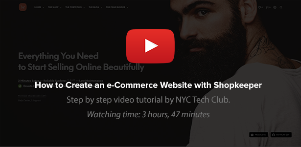 Shopkeeper - eCommerce WP Theme for WooCommerce - 28