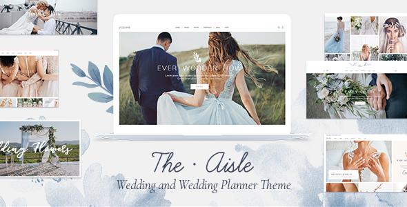 Photo of Get The Aisle – Elegant Wedding Theme Download