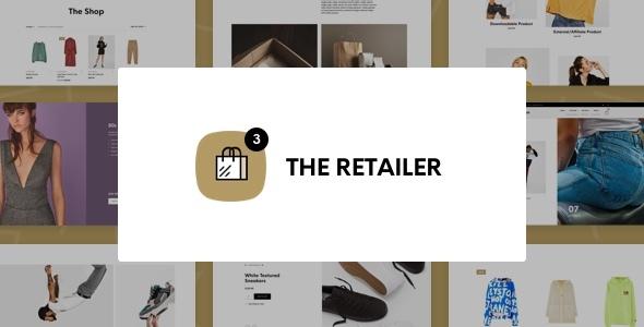 Photo of Get The Retailer – Premium WooCommerce Theme Download