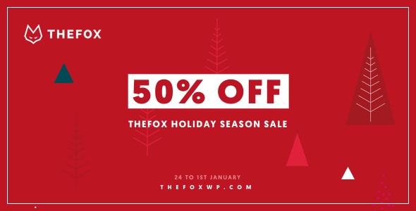 Photo of Get TheFox | Responsive Multi-Purpose WordPress Theme Download
