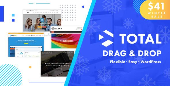 Photo of Get Total – Responsive Multi-Purpose WordPress Theme Download