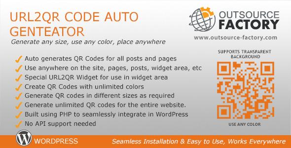 Photo of Get URL2QR Code Auto Generator Download